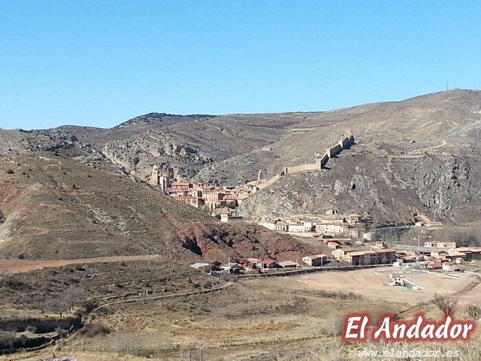 Divisando Albarracín