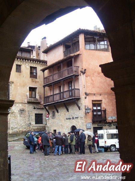 Grupo en Albarracin