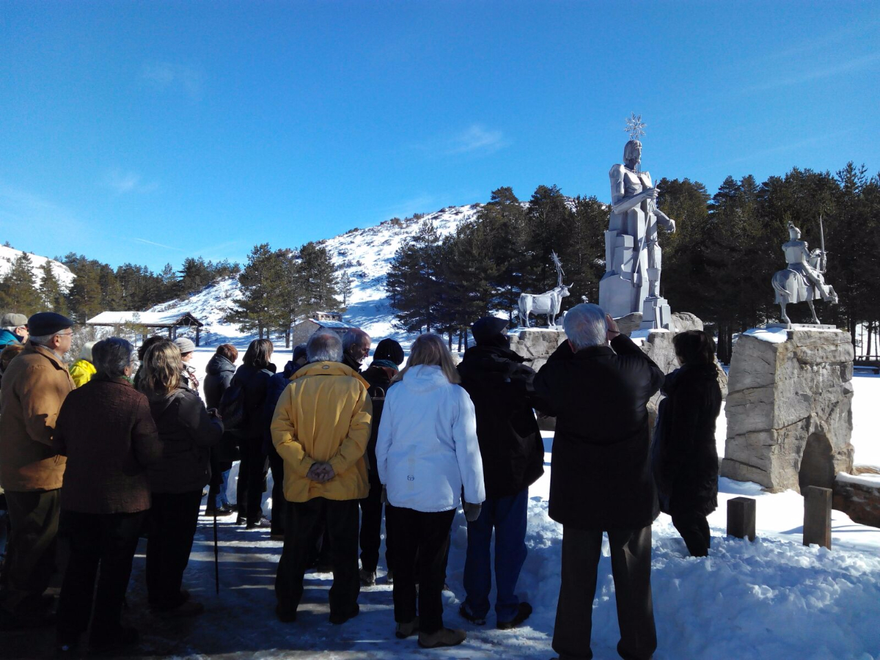 Andador Visitas Guiadas Sierra Albarracin Teruel