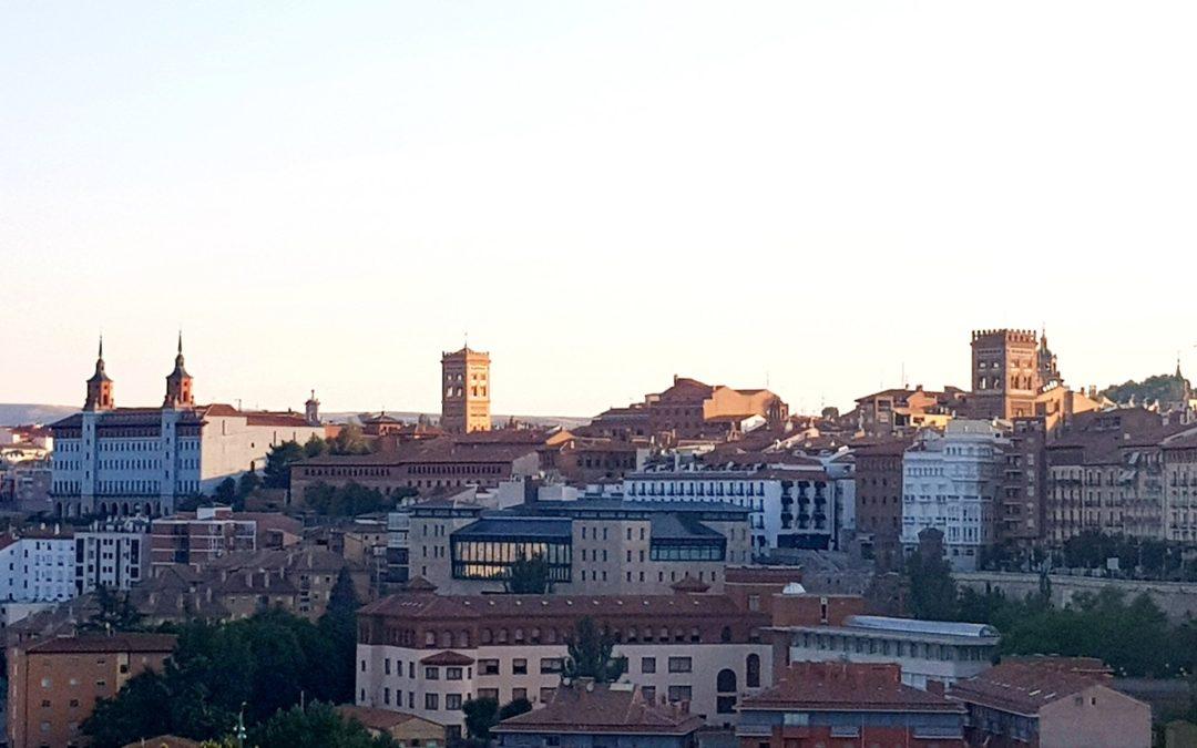 Noticia Diario de Teruel: La capital turolense se prepara para atraer turismo de proximidad