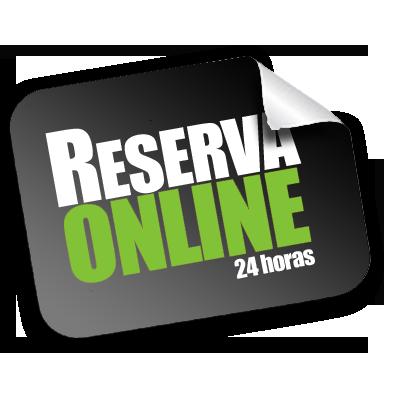 Calendario y Reservas online