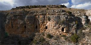 Acueducto Romano de Gea de Albarracín. A 11 km de Albarracín.