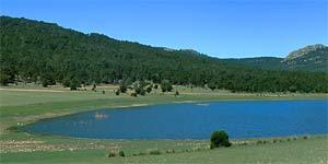 Laguna de Bezas. A 20 km de Albarracín.