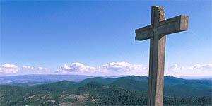 Peña de la Cruz en Bezas. Pinares de Rodeno. A 20 km de Albarracín.