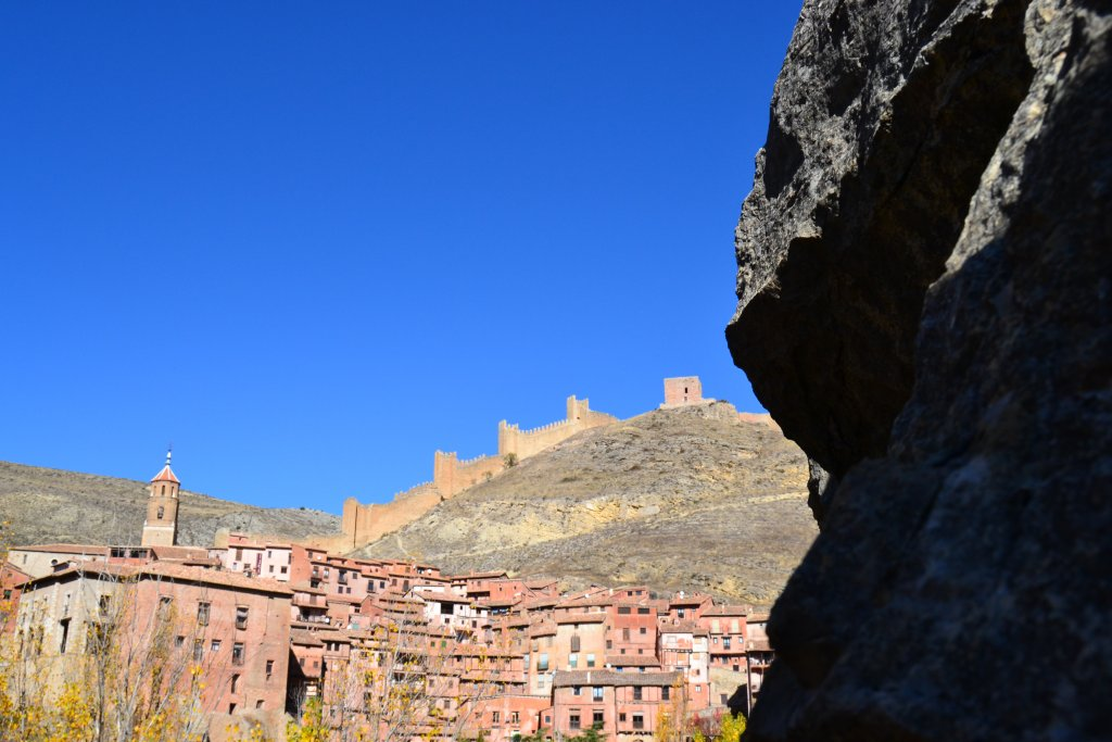 Albarracín Plaza Mayor – Paseo Fluvial – Albarracín Plaza Mayor