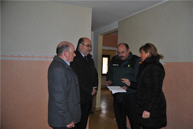 Los pisos de los guardias de Albarracín se renovarán con ayuda de la DPT