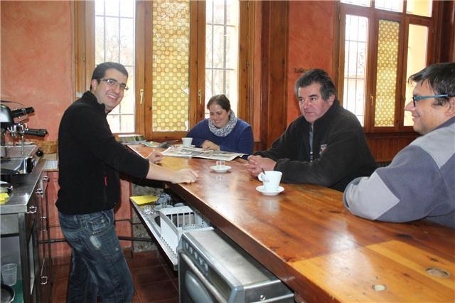 Calomarde reabre el bar, restaurante, pensión y apartamentos municipales – Sierra de Albarracín