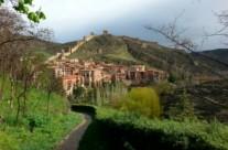 Albarracin siempre posa para tu cámara