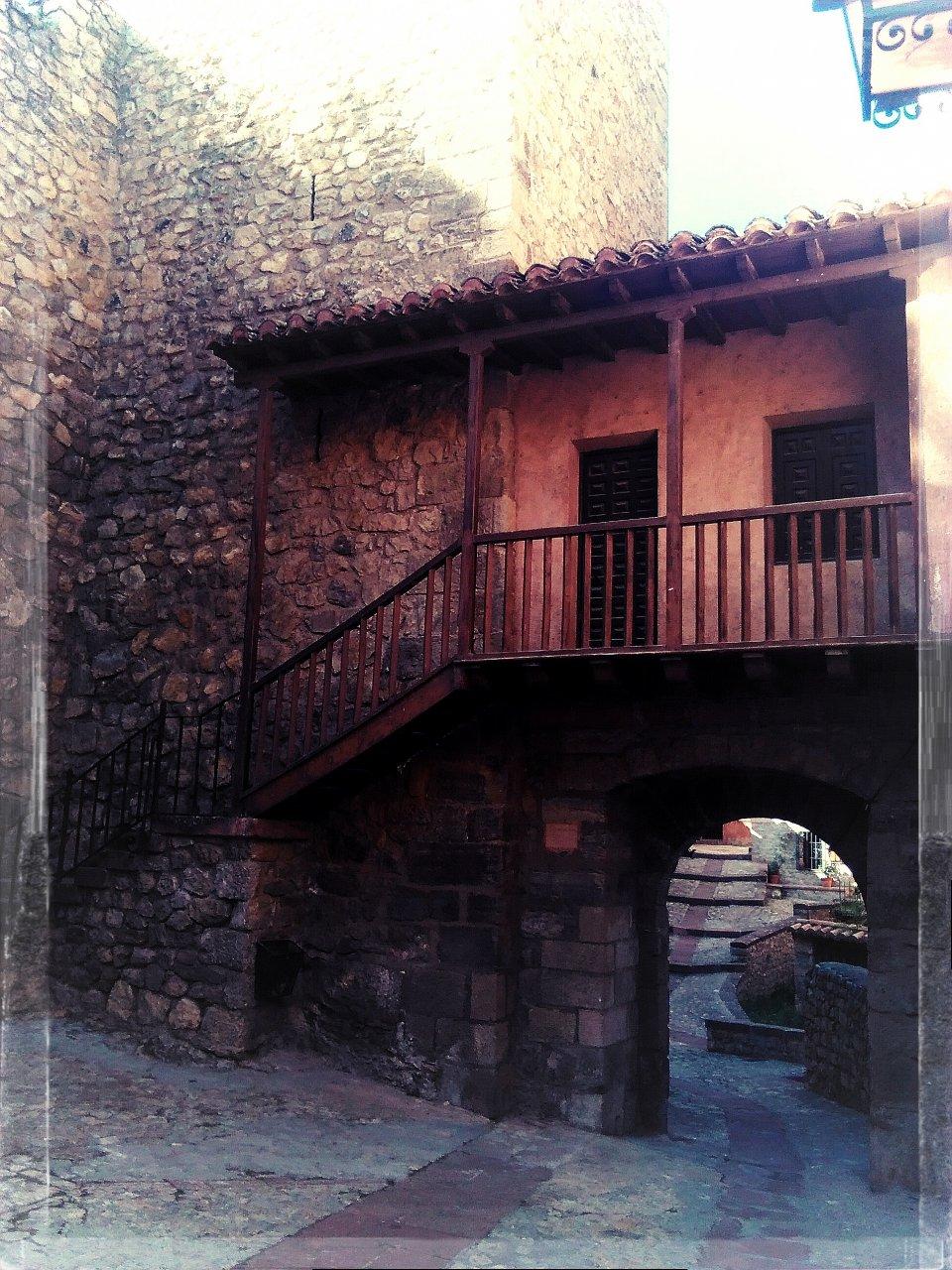#Umbrales al #Pasado con la #VisitaGuiada en #Albarracin