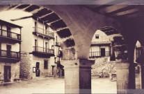 #NosVemos en la #PlazaMayor de #Albarracin