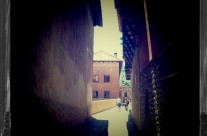 #DeCamino a una #tarde de #VisitaGuiada con #Andador en #Albarracin y #CasaMuseo