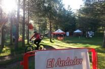 Andador Visitas Guiadas, colaboradores con el III Circuito BTT Comarca de la Sierra de Albarracín