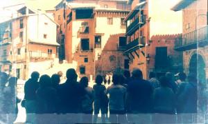 Visita Guiada Andador Albarracin Casa Museo