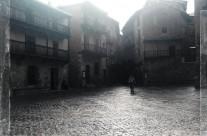 #Lluvia en #Albarracin, #EncantoDePrimavera