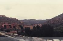#Panorámicas #únicas en #Albarracin con #Andador #VisitasGuiadas