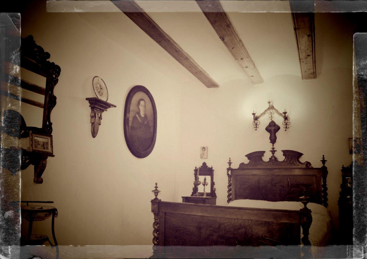 #BuenosDías desde una de las #alcobas de la #CasaMuseo en #Albarracin