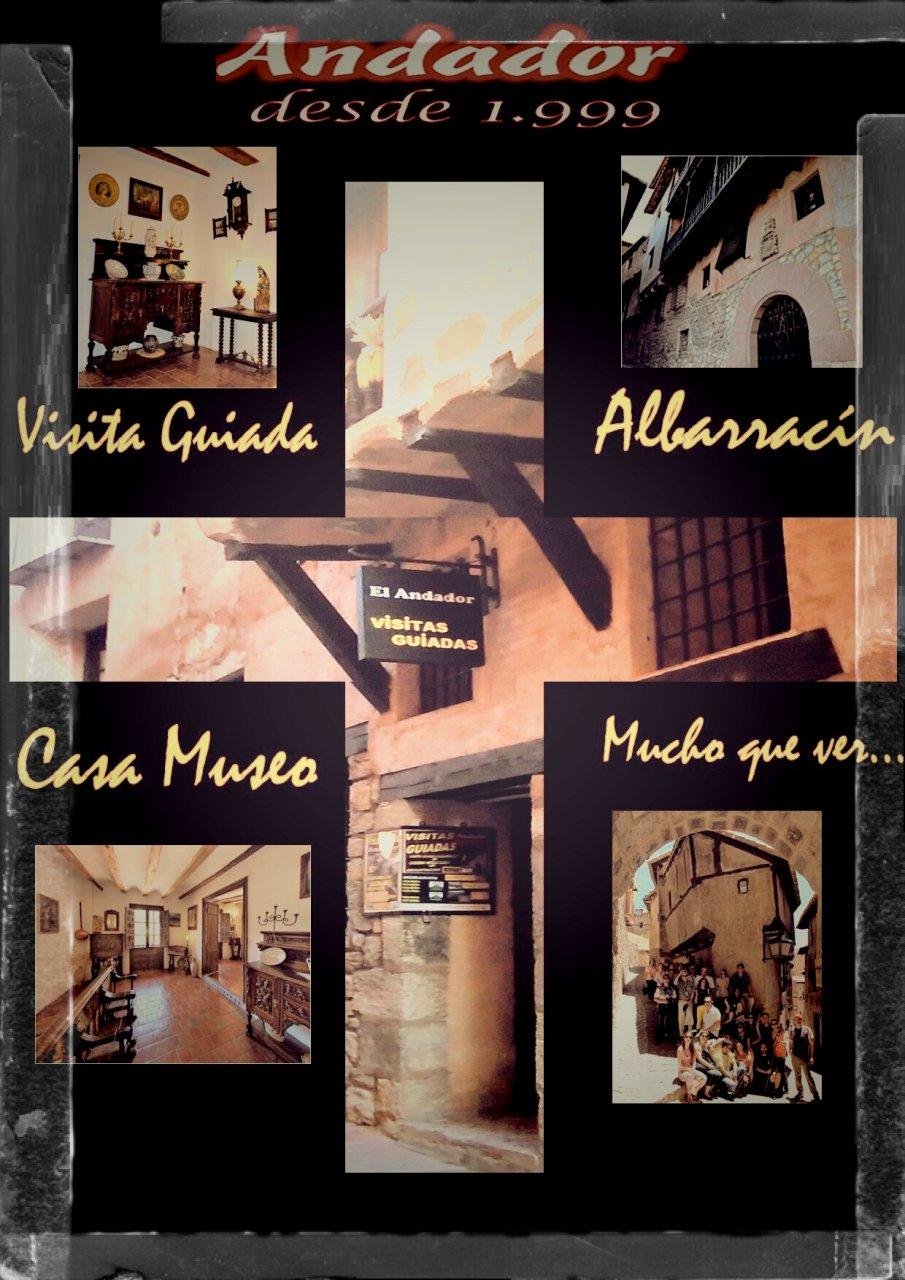 #VisitaGuiada con #Andador y #CasaMuseo, #muchoquever #contigo #SierraDeAlbarracin