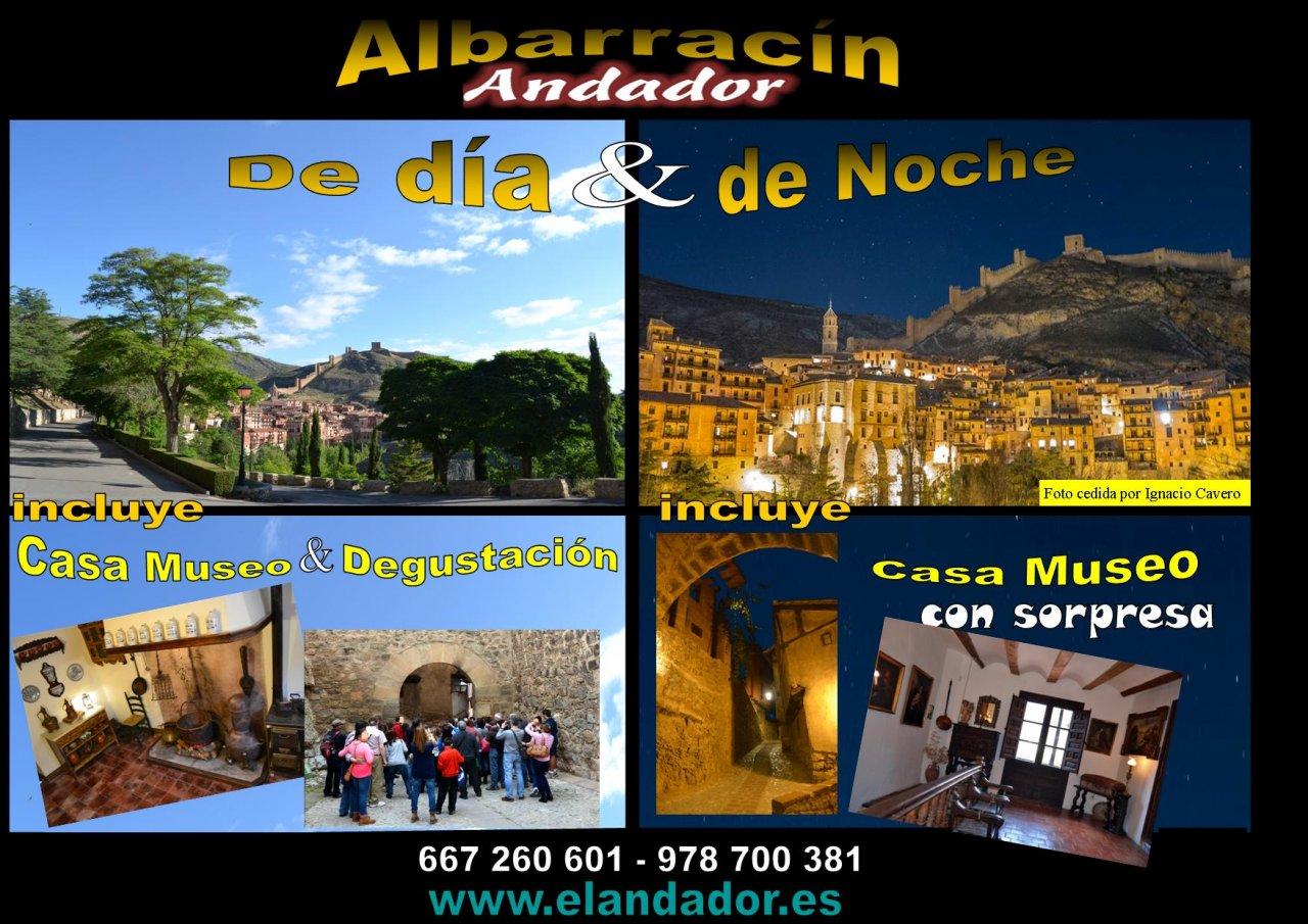 Para el #Viernes y #Sabado #Albarracin #DeDiaYDeNoche