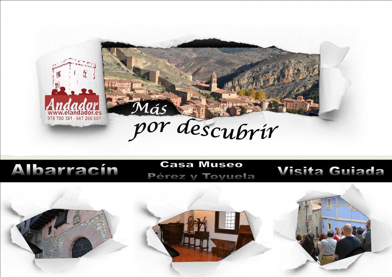 #Más por #Descubrir en #Albarracin con #Andador #VisitasGuiadas