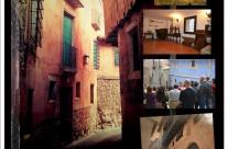 #FelizViernes #AdiosJulio con #VisitaGuiada en #Albarracin y #CasaMuseo