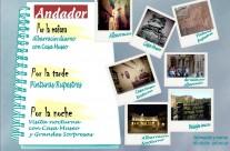 #FelizSabado con #AmpliaOferta en #VisitasGuiadas con #Andador #VisitasGuiadas