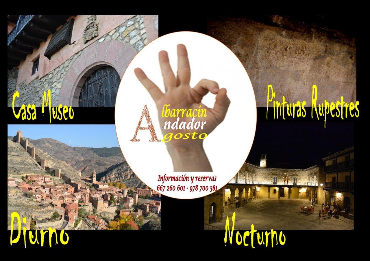 #FelizMartes de #VisitaGuiada en #Albarracin