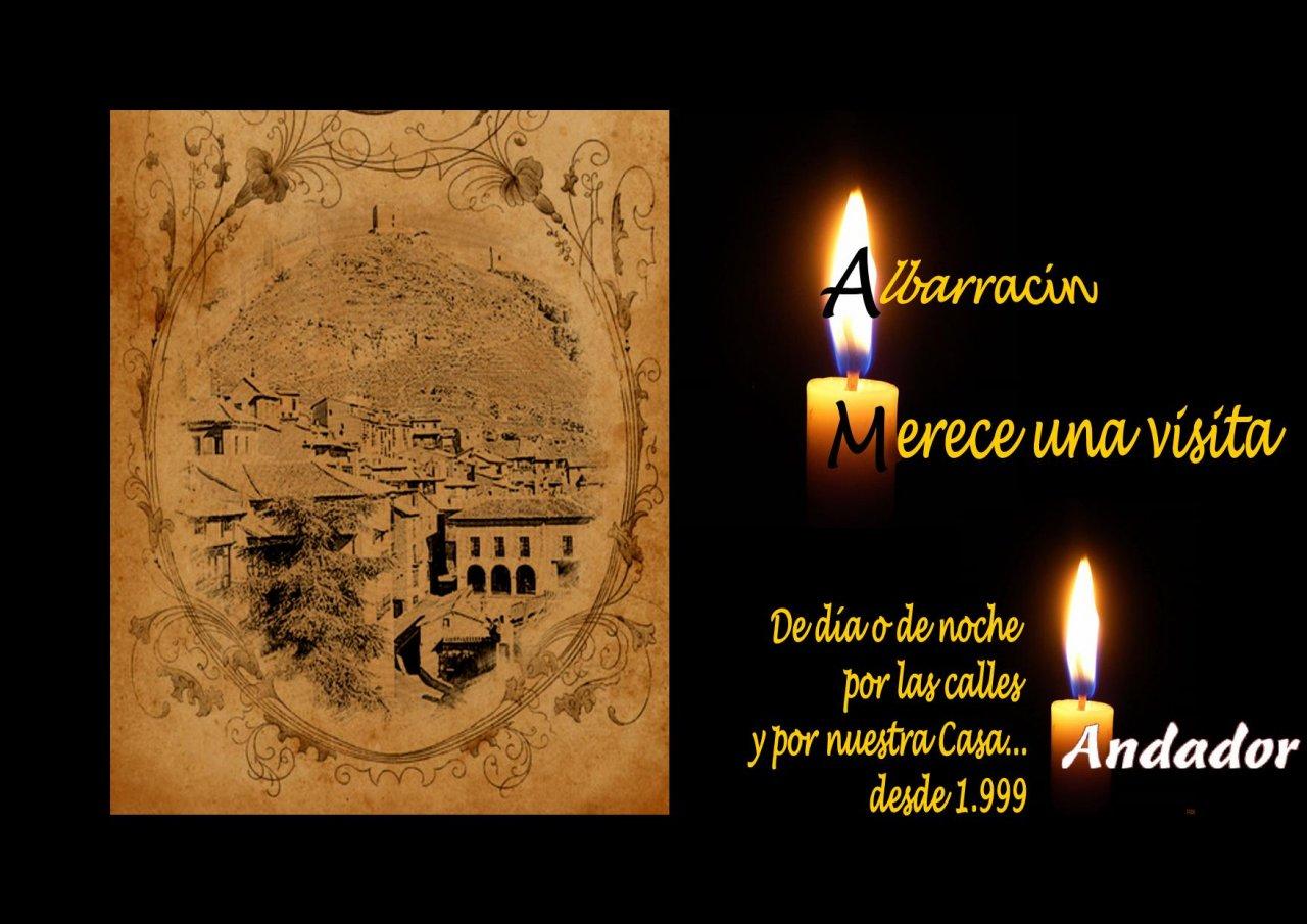#Finalizamos un #BuenLunes con la #VisitaGuiada #AlbarracinNocturno