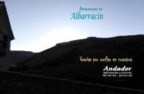#FelizViernes en los #amaneceres de #Albarracin