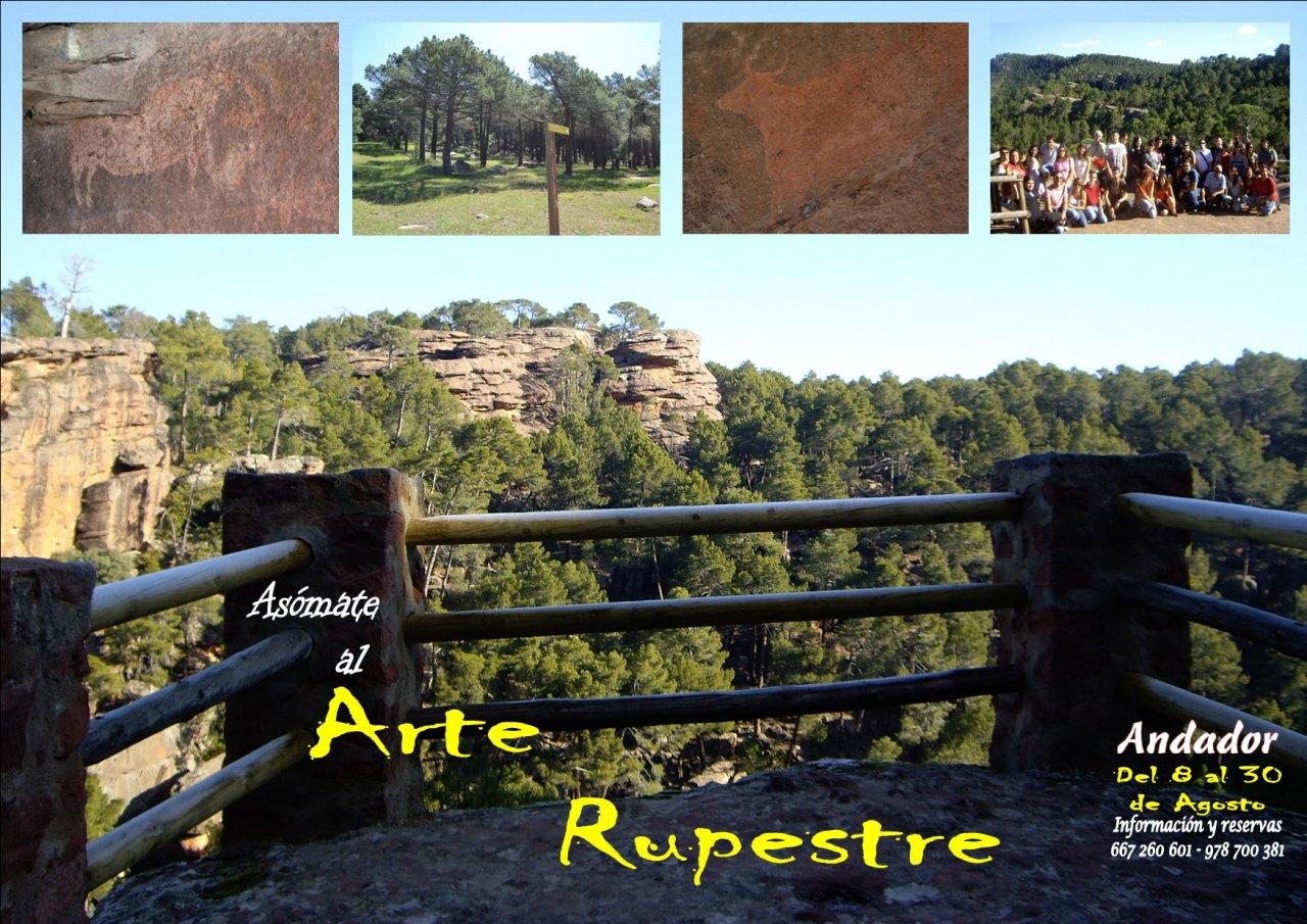 #FelizJueves en #Albarracin…preparando para el #FinDeSemana #VisitaGuiada #ArteRupestre