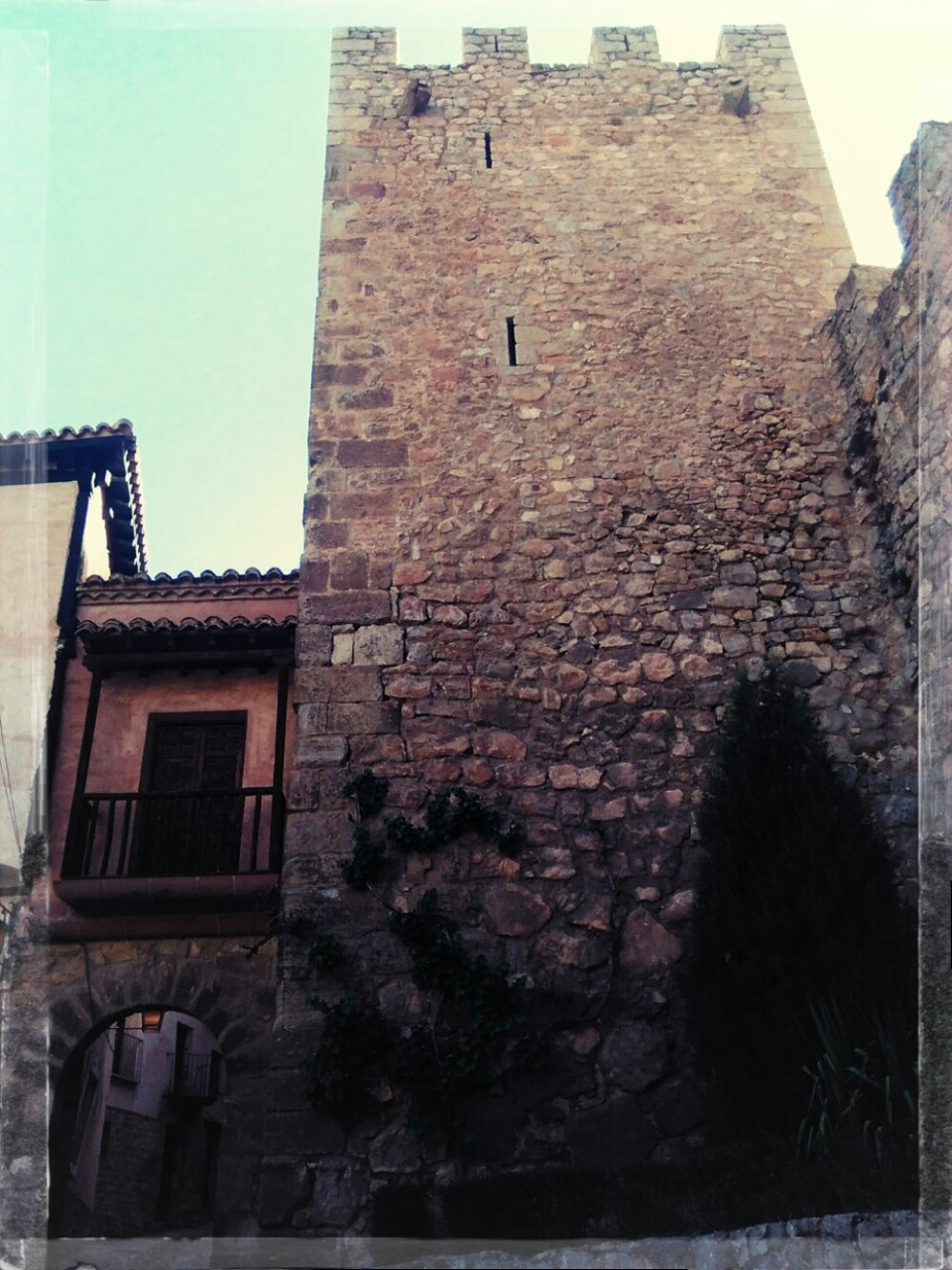 #FelizMiercoles en #Albarracin
