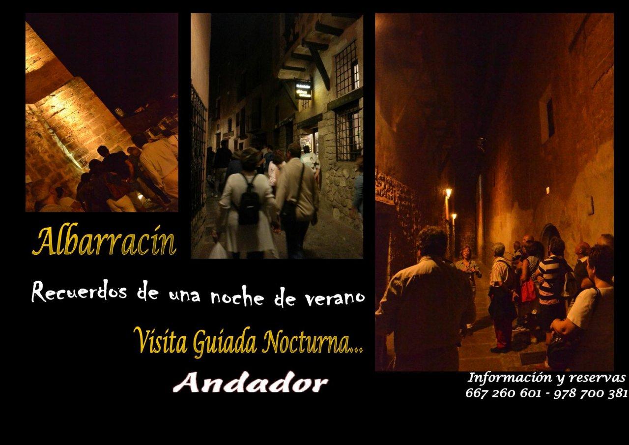 #FelizJueves desde #Albarracin con #RecuerdosDeUnaNocheDeVerano