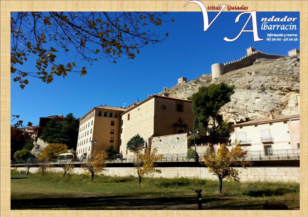 #FelizSabado en #Albarracin