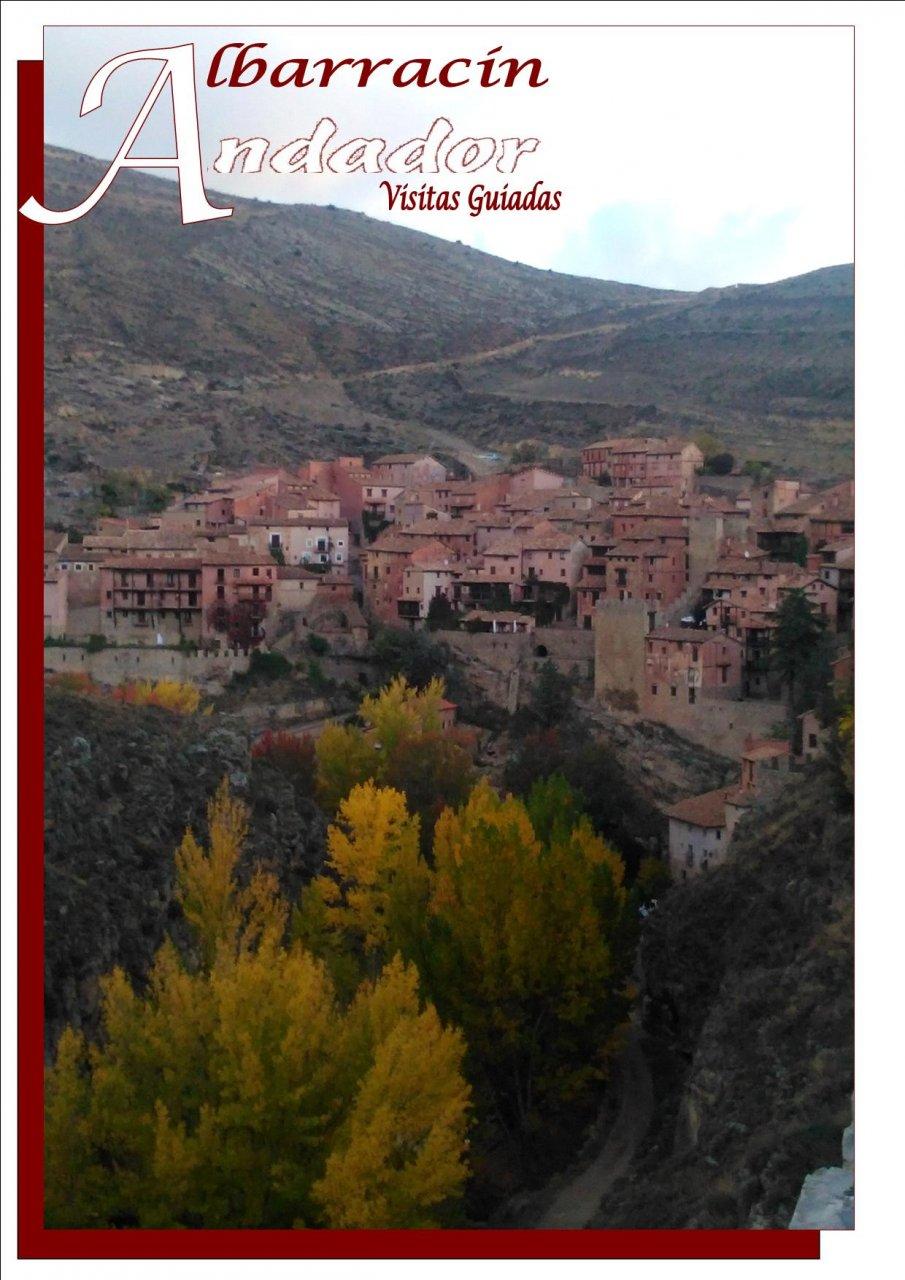 Nos levantamos con #panorámicas así en #Albarracin