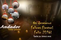 #FelizNavidad y #Prospero2016 desde #Albarracin #SierraDeAlbarracin