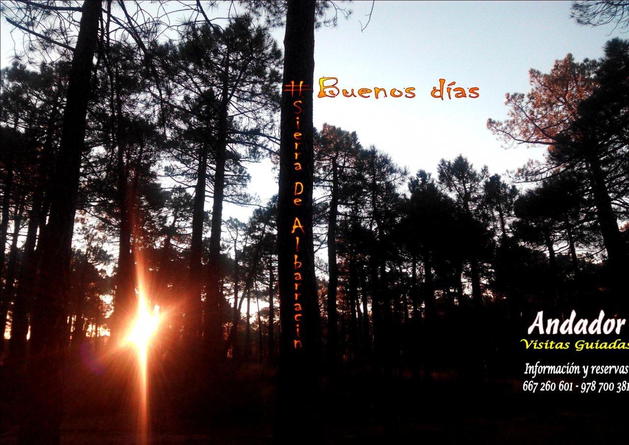 #FelizDomingo #Amaneceres #SierraDeAlbarracin