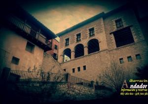 Albarracin Visitas Guiadas Grupos Guia turistica viajes Andador
