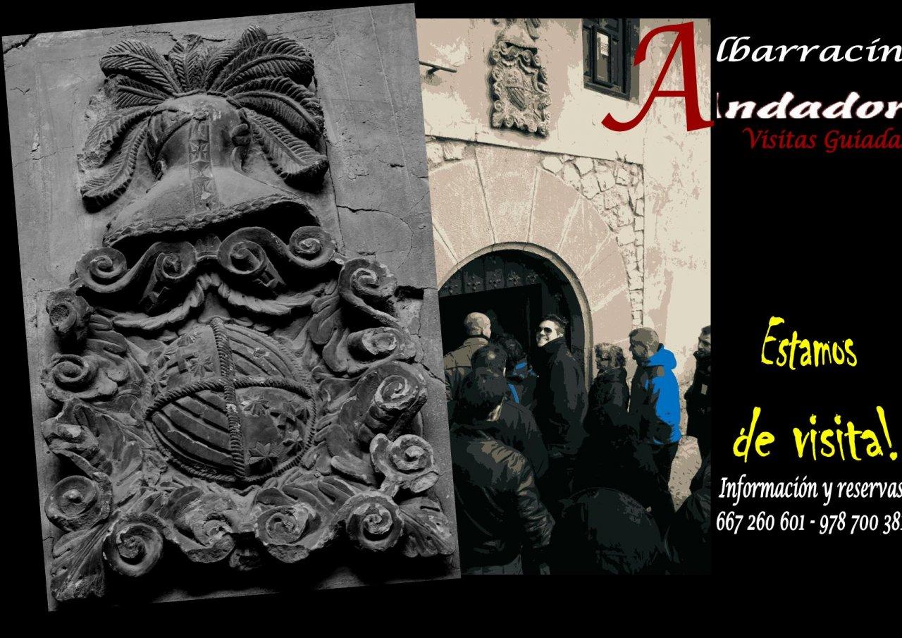 #FelizDomingo en #Albarracin… como todos los días…#EstamosDeVisita!