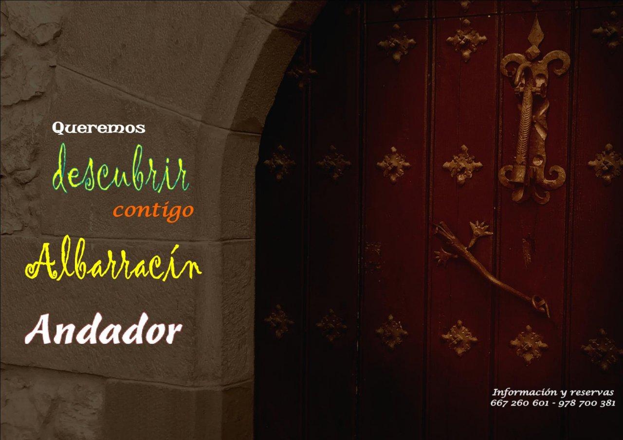 #FelizFinDeSemana en #Albarracin con #VisitaGuiada