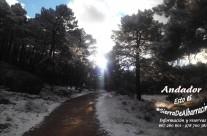 #FelizDomingo con #Nieve y #Turismo en #SierraDeAlbarracin