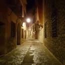 #Albarracín #noche #silencio y #paz.