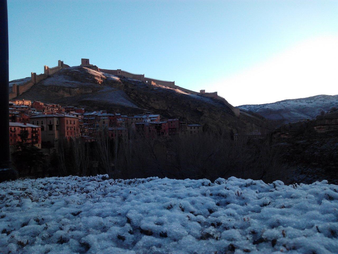 #FelizViernes #Albarracin precioso para #VisitaGuiada con #AndadorVisitasGuiadas