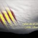 #Feliz #DiadeAragon #SanJorge desde #Albarracin
