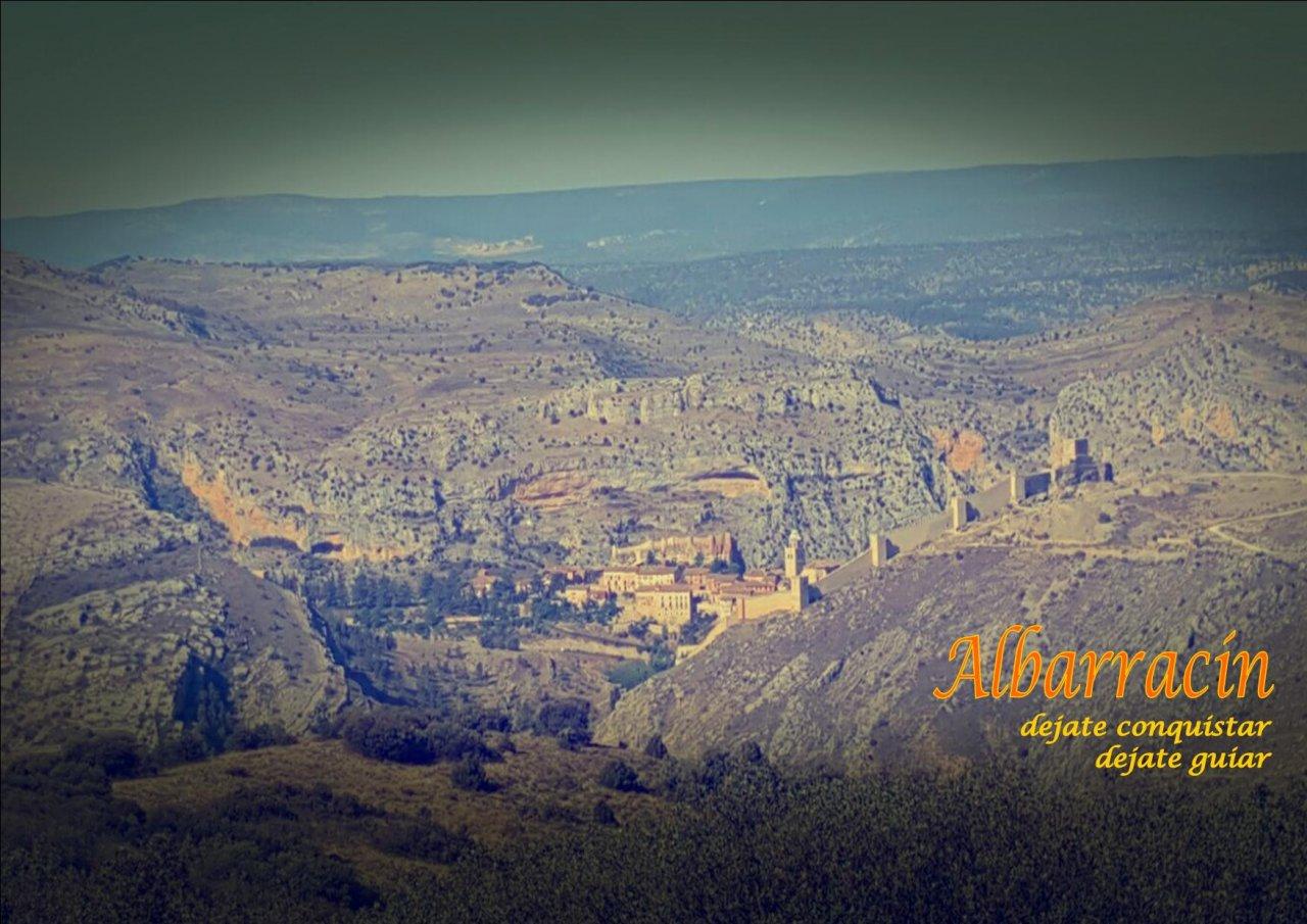 #Conquistando #Albarracín desde las torretas