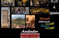 #24y25deSeptiembre #FinDeSemana #Albarracin #AlbarracinNocturno #CasaMuseo #Teruel