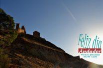 #FelizDia #FelizDomingo desde #Albarracin #SierraDeAlbarracin #Teruel