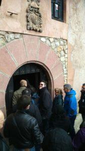 entrada-casa-museo-albarracin
