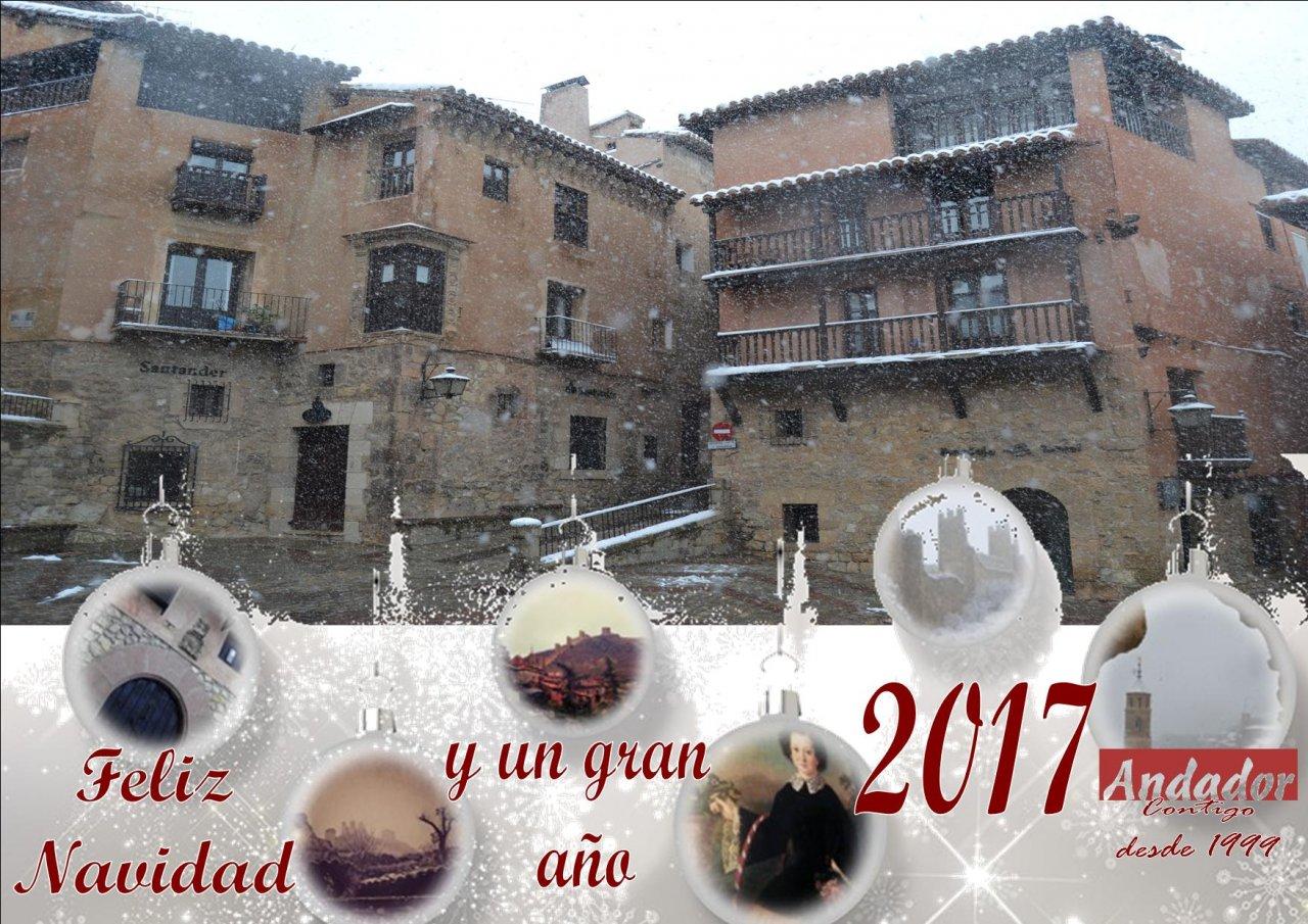 Feliz Navidad y un Gran Año 2017!!