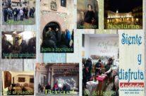 #PuenteDeDiciembre #MasYMejor opción #VisitasGuiadas #Albarracin y #Teruel