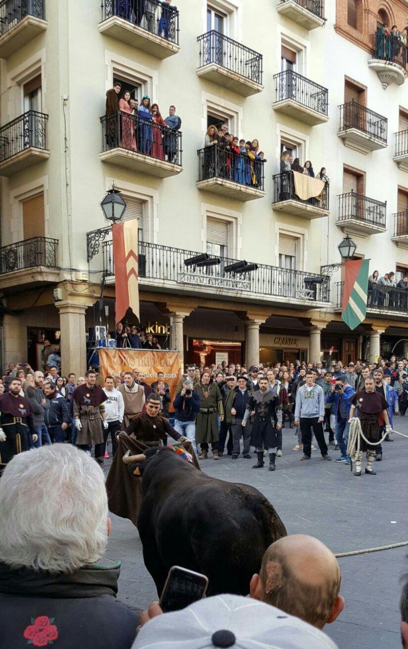 ANDADOR Visitas Guiadas en las #BodasDeIsabelDeSegura #800Aniversario