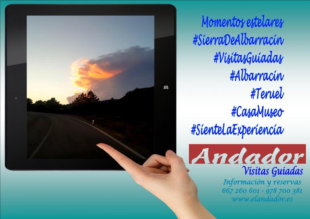 #momentos de #agosto en #SierraDeAlbarracin